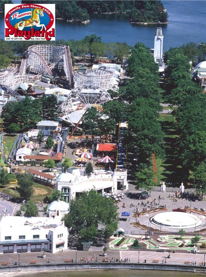 Amusement park ny